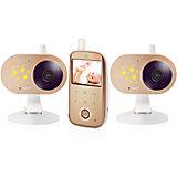 Видеоняня Ramili Baby RV1200 c двумя камерами