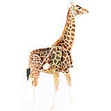 Конструктор – 3D пазл заводной: Жираф, UF