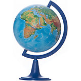 Глобус Земли физический, диаметр 150 мм