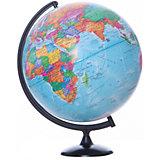 Глобус Земли политический, диаметр 420 мм