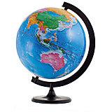 Глобус Земли политический, диаметр 320 мм
