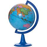 Глобус Земли политический, диаметр 150 мм