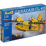 Противопожарный самолет-амфибия Canadair BOMBADIER CL-415