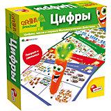 """Обучающая игра """"Цифры с интерактивной морковкой"""", Lisciani"""
