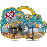 Фигурка кошечки в комплекте с мячиком и поводком, Pet Club Parade, в ассортименте
