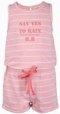 Полукомбинезон для девочки BUTTON BLUE - розовый