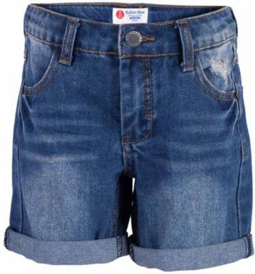Шорты джинсовые для мальчика BUTTON BLUE - синий