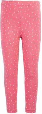 Леггинсы для девочки BUTTON BLUE - розовый