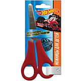 Детские ножницы 13 см, с блистером Hot Wheels, Mattel