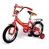 """Детский велосипед,  20"""",  красный, Mustang"""