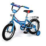 """Детский велосипед,  20"""",  синий, Mustang"""