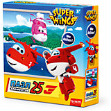 "Пазл ""На островах"", Super Wings, Origami"
