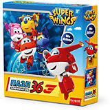 "Пазл ""We deliver!"", Super Wings, Origami"