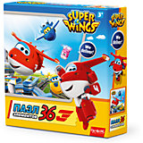 "Пазл ""Взлет"", Super Wings, Origami"