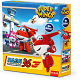 "Пазл ""Джетт и команда"", Super Wings, Origami"