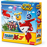 "Пазл ""Целый мир"", Super Wings, Origami"