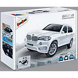 Конструктор Машина BMW X5, белый цвет, 1:28, BanBao