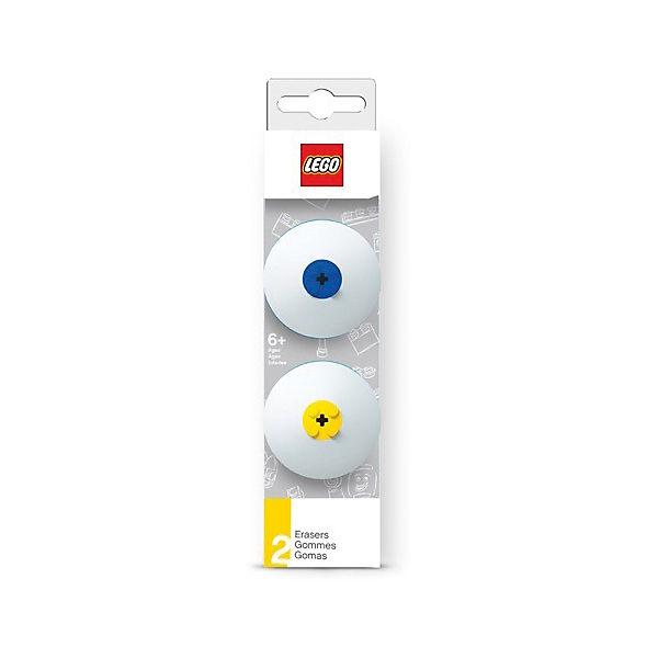 Набор ластиков, 2 шт.,  LEGO