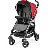 Коляска-трость Peg-Perego Si Completo, Bloom Red