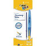 Ручка детская шариковая BIC Kids TWIST, цвет: синий