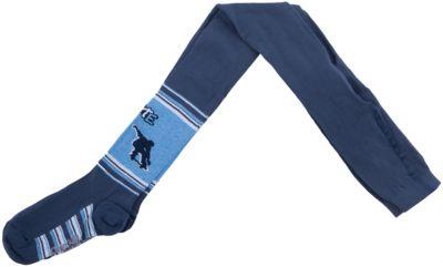Колготки Conte-kids - синий