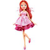 "Кукла Блум ""Волшебное платье"", Winx Club"