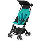 Прогулочная коляска GB pockit +, Capri Blue