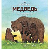 """Книга """"Животные в природе: Медведь"""""""