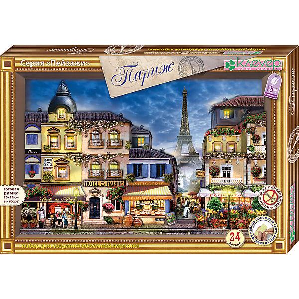 """Набор для изготовления картины  """"Париж"""""""