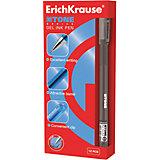 Ручка гелевая G-TONE, 12 шт., Erich Krause (черный цвет)