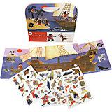"""Магнитная игра """"Пиратский корабль"""", Egmont Toys"""