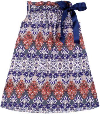 Сарафан для девочки Апрель - синий