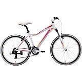 Велосипед  Edelweiss 1.0, 15, 5 дюймов, бело-фиолетовый, Welt