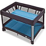 Манеж-кровать, 4moms, бриз голубой