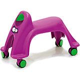 Каталка Smiley Neon Whirlee, фиолетовая