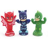 """Игровой набор для ванной """"Герои в масках"""", 3 фигурки, 13 см."""