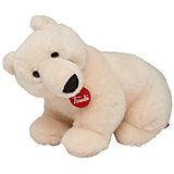Полярный медведь Пласидо, 36 см, Trudi
