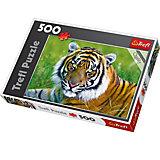"""Пазл """"Тигр"""", 500 деталей, Trefl"""
