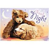 """Пазл """"Сладкие и прекрасные, Спокойной ночи"""", 60 деталей, Trefl"""