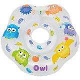 Круг на шею для купания Owl, Roxy-Kids