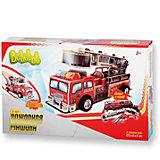 "3D пазл Basic ""Пожарная машина"" большая, Bebelot"