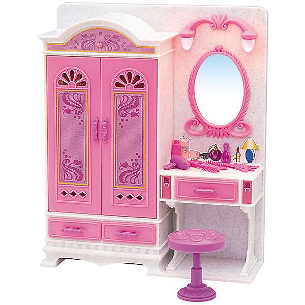 """Набор мебели для кукол """"Волшебное трюмо"""", DollyToy"""