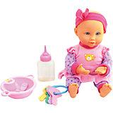 """Интерактивная кукла-младенец  """"Весёлые прятки"""", 32 см, DollyToy"""