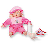 "Интерактивная кукла-младенец ""Ангелочек"", 45 см, DollyToy"