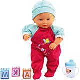 """Интерактивная кукла-младенец """"Мой сыночек"""", 35,5 см, DollyToy"""