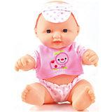 """Пупс """"Маленький сладкоежка"""", 24 см, DollyToy"""