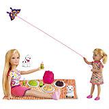"""Набор из 2-х кукол """"Пикник"""", 22,5 см, 14 см, Defa Lucy"""