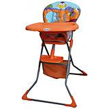 Стульчик  для кормления Слоник, Bambola, оранжевый