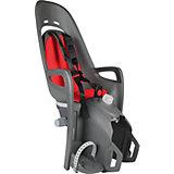 Детское велокресло 2017 Zenith Relax  W/ Carrier Adapter, Hamax, серый-красный
