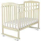 Кроватка Mario Cammello, Sweet Baby, бежевый
